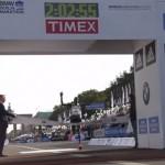 【衰えないスピード!】男子マラソン世界記録2:02:57の映像が、なんか怖い。