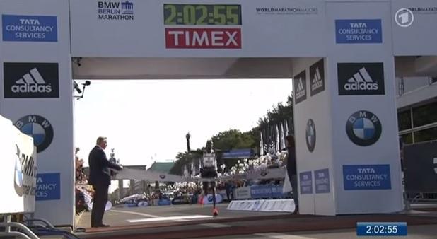 マラソン世界記録デニス・キメット