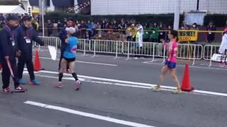 横浜国際女子マラソン最終関門