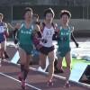 1km3分を笑顔で走る!青山学院大学神野大地選手が、市民ランナーのペースメーカーをしてくれた。