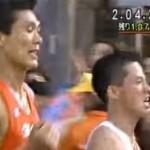 手に汗握るデッドヒート。1992年東京国際マラソンのラスト映像。